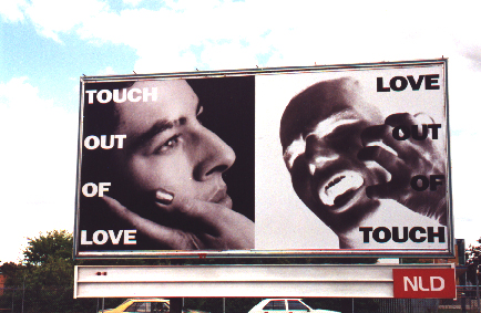 Touch Billboard